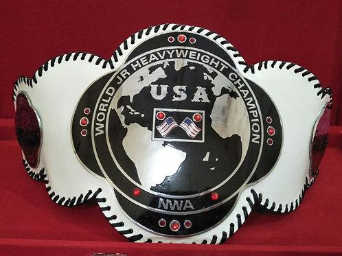 NWA World JR Wrestling Championship Memorable Replica Belt