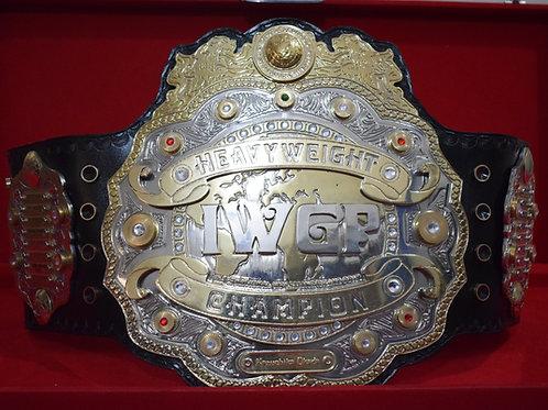 Version 4 - New IWGP Heavyweight Wrestling  Replica championship Belt