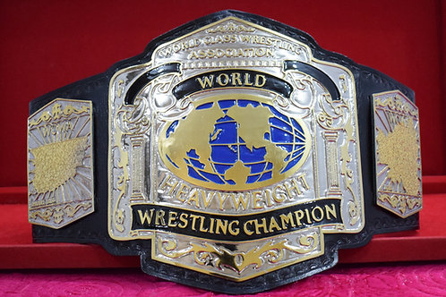 WCWA World Championship Belt (World Class Wrestling Association)
