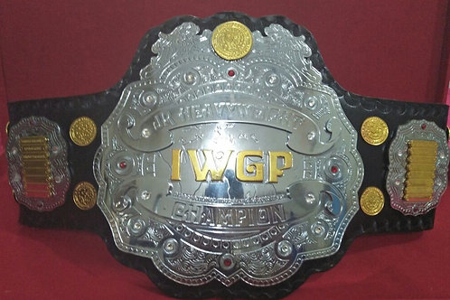 IWGP Junior Championship Title Replica Belt