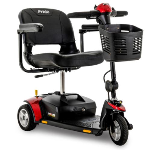 Pride Go-Go Elite Traveler Plus 3-Wheel