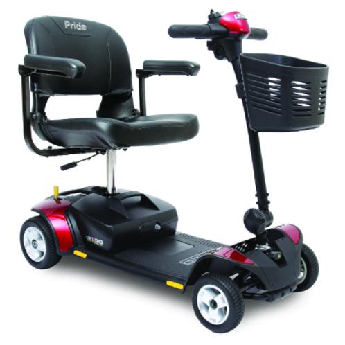 Pride Go-Go Elite Traveler 4-Wheel