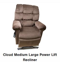 Cloud Medium Lift Cloth Recliner.PNG