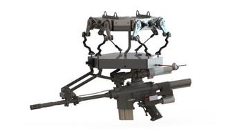 Israel compra drones que vuelan con ametralladoras (TIKAD).
