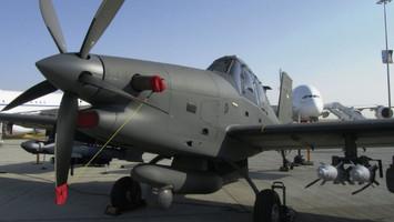 IOMAX negocia la venta del Arcángel a Emiratos Árabes Unidos, y actualización del AT-802 para Jordan