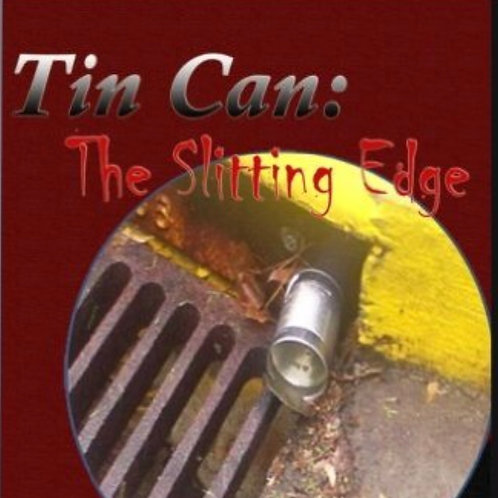 Tin Can: The Slitting Edge by Jerlean S. Noble