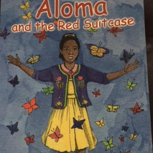 Aloma and the Red Suitcase by Sonja T. Williams