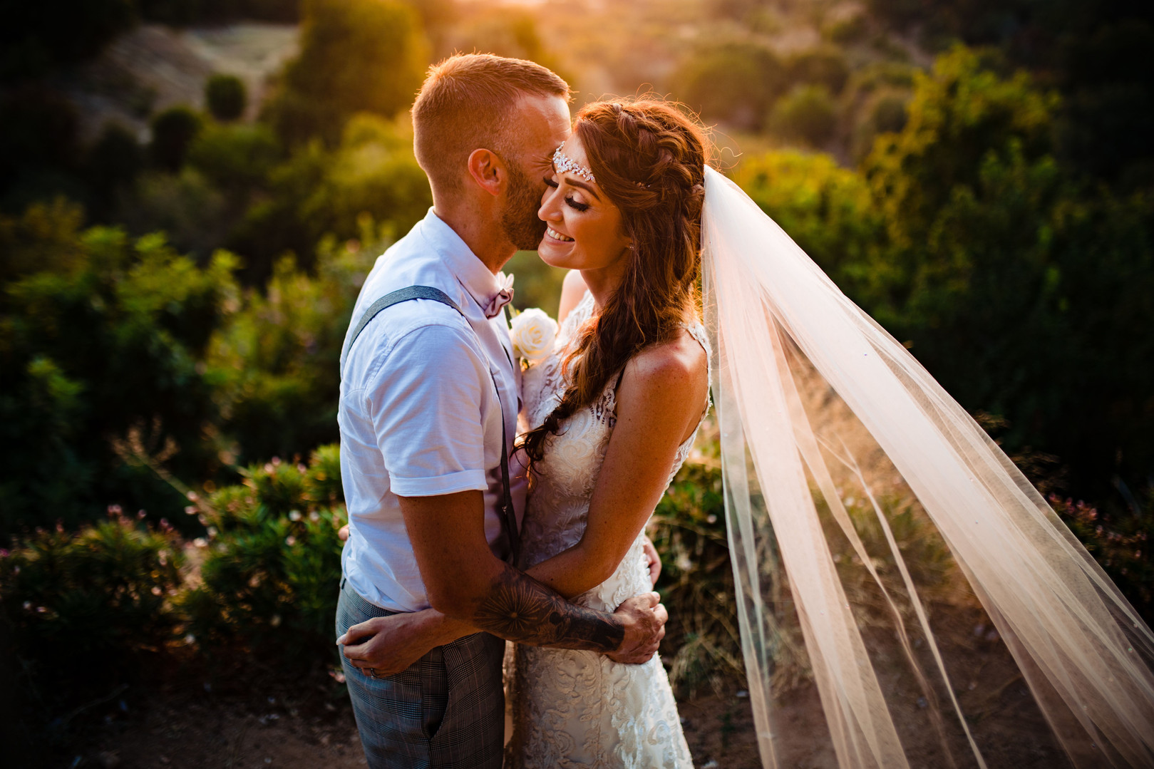 Wedding at Paphos by Tie The Knot