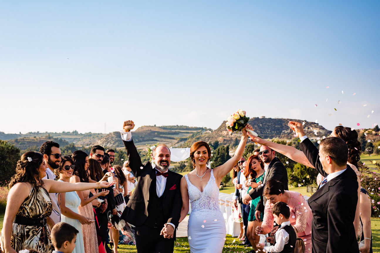 Wedding Photo at Minthis Hills by Tie The Knot