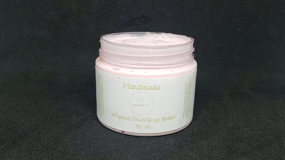 (4) Travel Size 50ml Whipped Shea Body Butter
