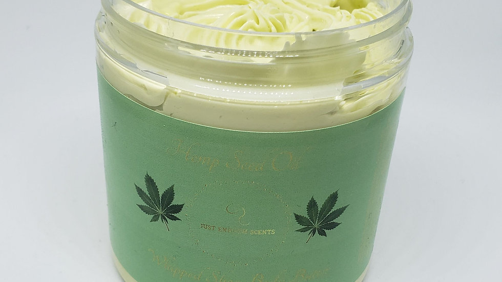 Hemp Seed Whipped Shea Body Butter