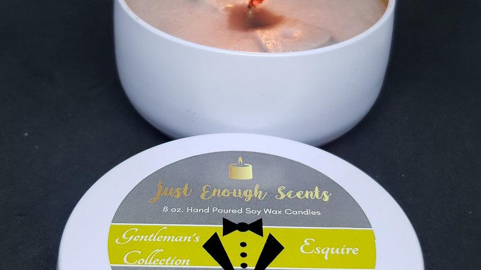 GC 8 oz. Natural Soy Wax Candles