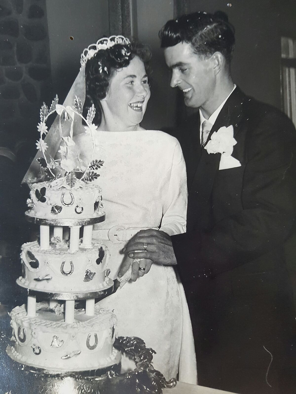 My Grandparents - 1960