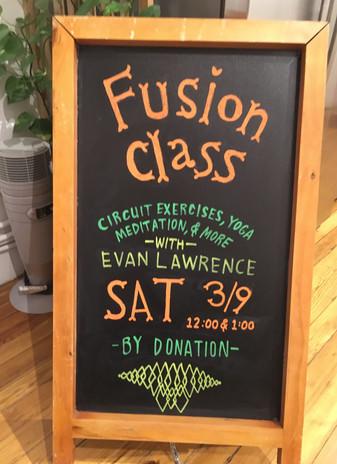 Fusion class