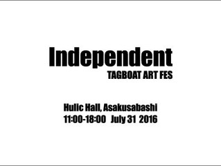 Independent -TAGBOAT ART FES
