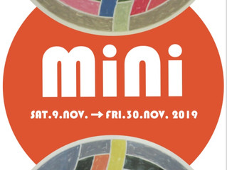 "Group Exhibition ""Minimal"" @ Tokyo"