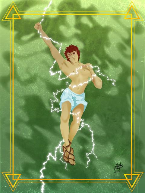 Saint of the Stricken