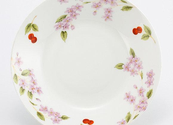 Cherry Blossom Happiness Pasta Bowl