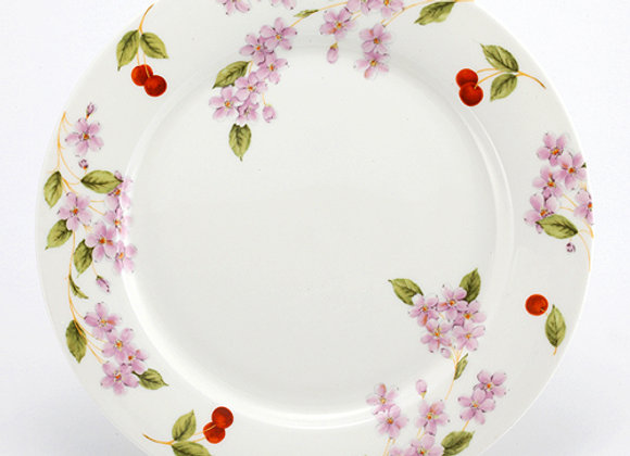 Cherry Blossom  Happiness Salad Plate