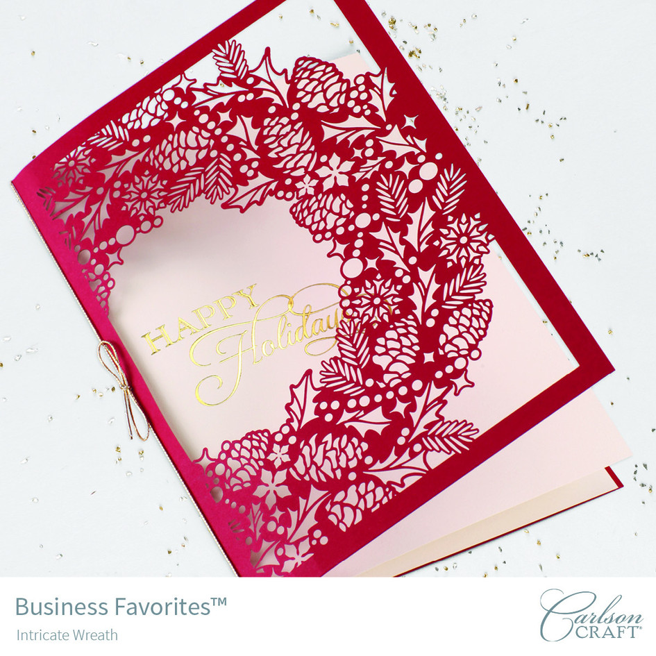 Holiday Greeting Card - Business Edition