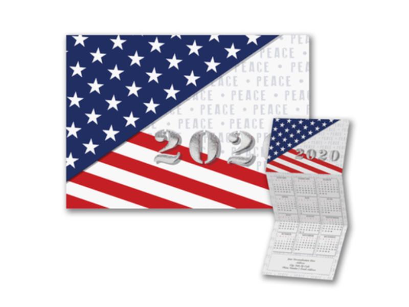 Symbol of Peace Calendar