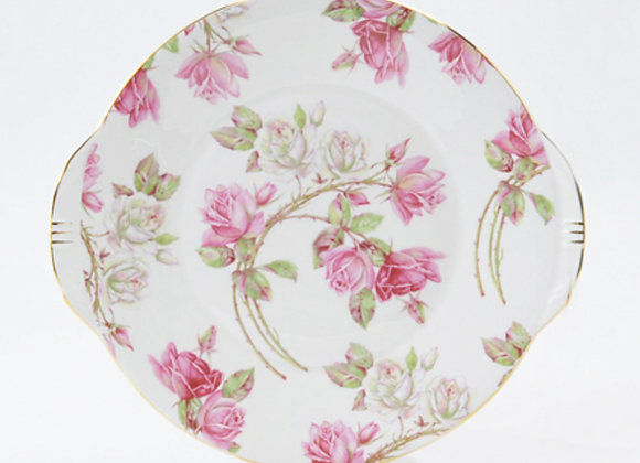 Elizabeth Rose Bread & Butter Plate