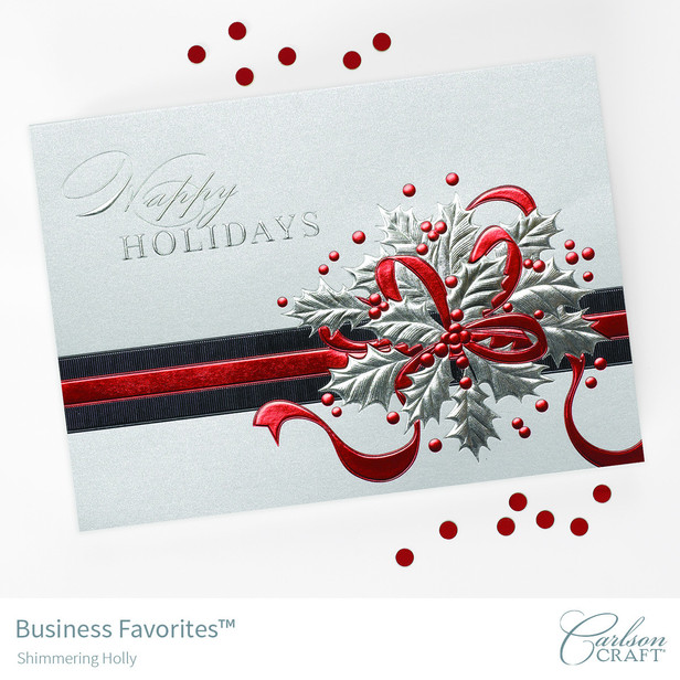 Holiday Greeting Cards - Business Edition