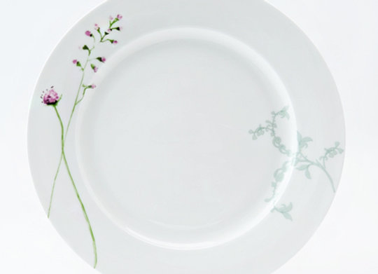 Camille Salad Plate