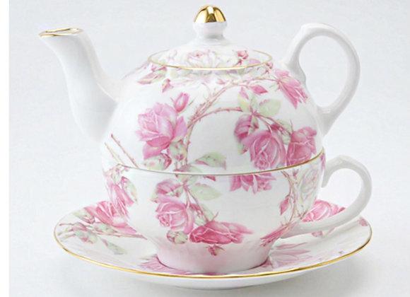 Elizabeth Rose Tea For One