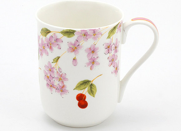 Cherry Blossom Happiness Mug