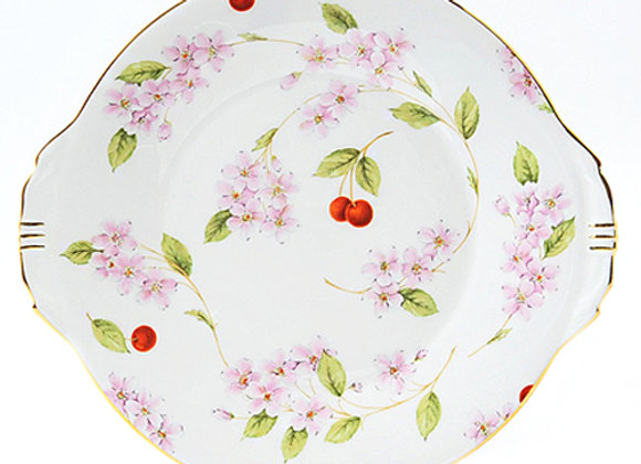 Cherry Blossom Bread & Butter Plate