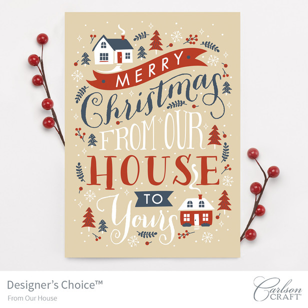 Christmas Card - Designer's Choice