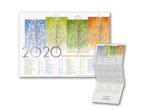 Splendor of Seasons Calendar
