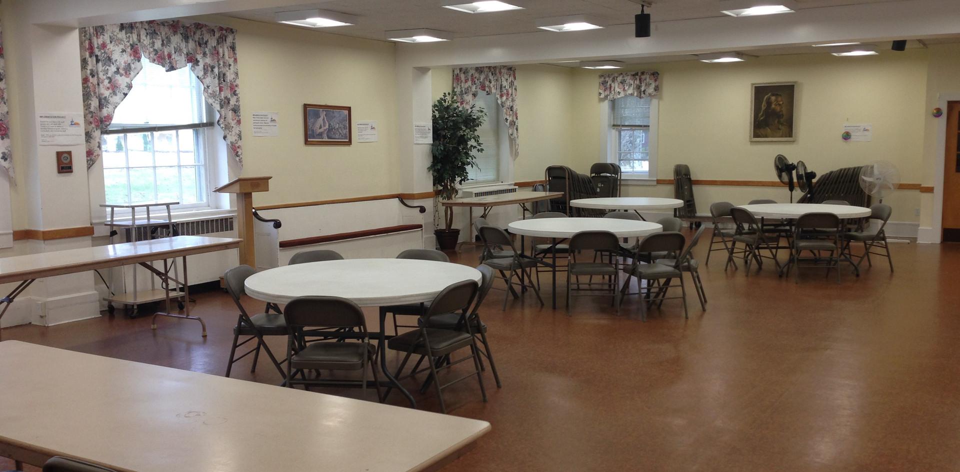 Fellowship Hall