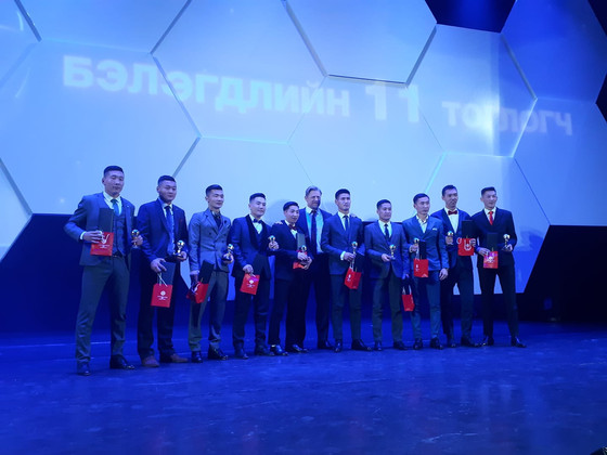 2018 MFF Golden Ball Award Recipients Named