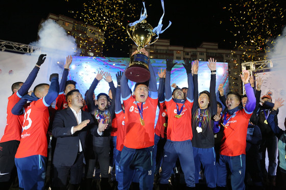 Athletic 220 Win First MPL Title