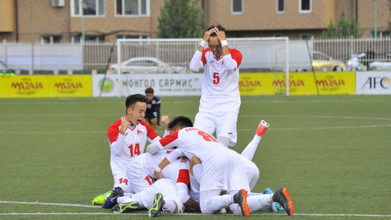 Mongolia Draw Guam 1-1, Advance to EAFF Round Two for First Time