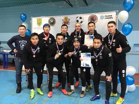 UB City Takes Bronze in Radio Sibir Cup