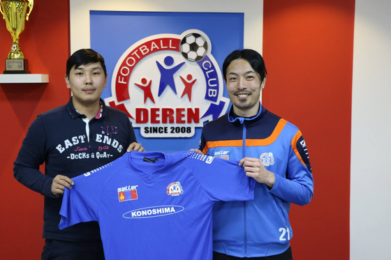 Two Japanese Legionnaires join Deren FC