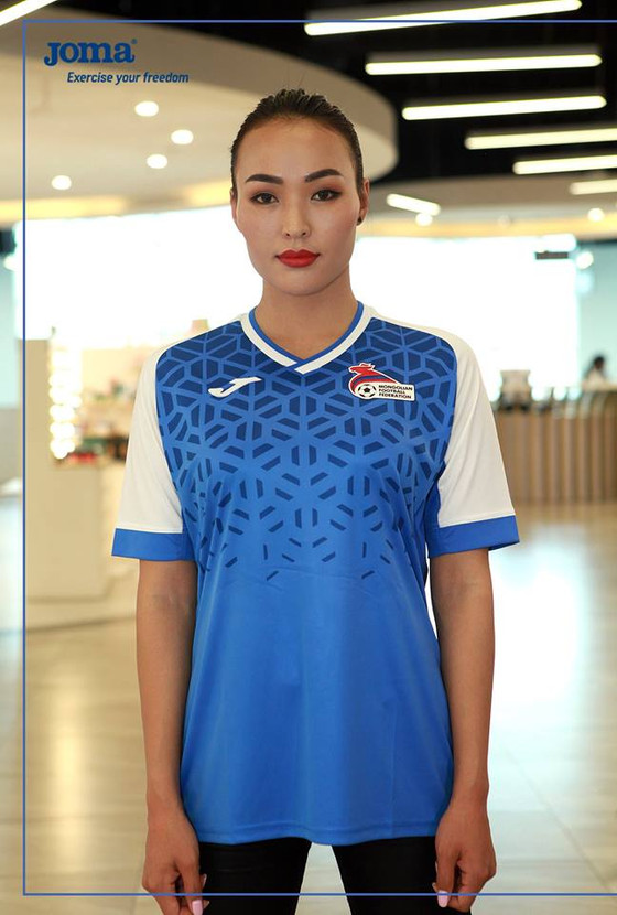 Joma Becomes Official Kit Provider of Mongolian National Teams