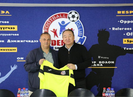 Deren FC Hires Portuguese Coach