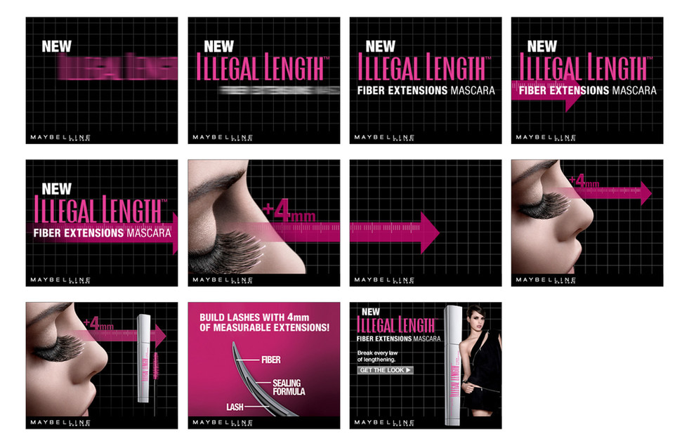 Maybelline - Illegal Lengths