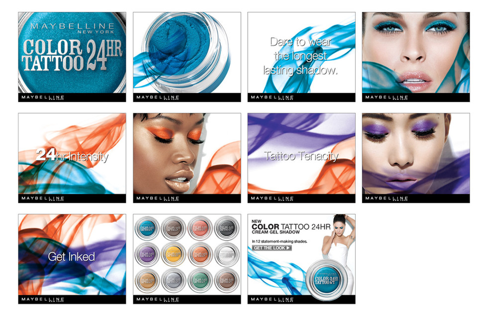 Maybelline - Color Tattoo