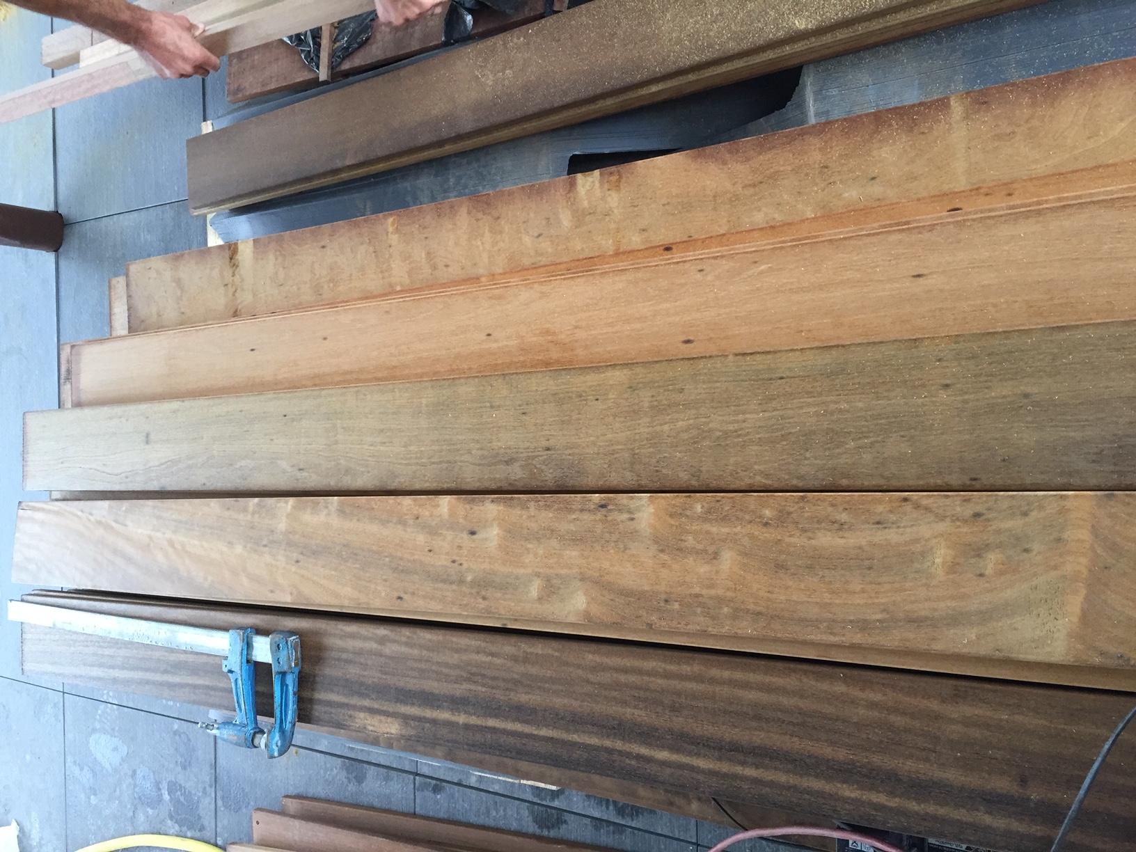 Terrasse bois lyon