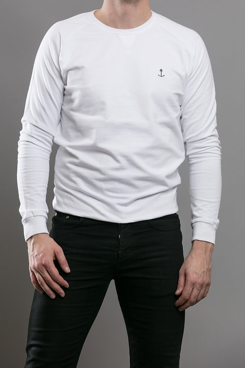 Embo Sweat White