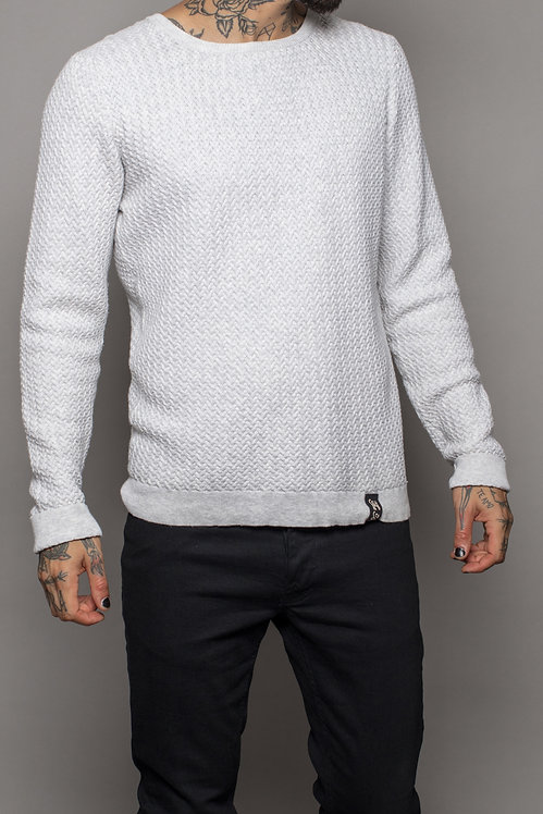 Alexander cable knit