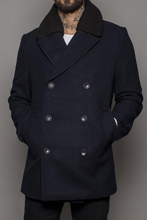 Pea coat Navy