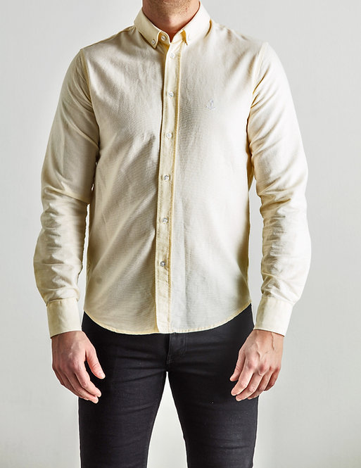 Herrman Oxford Shirt Yellow