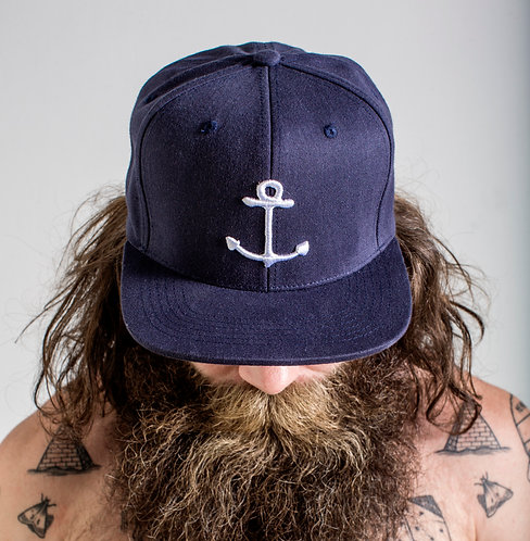 Bertil The Cap Navy