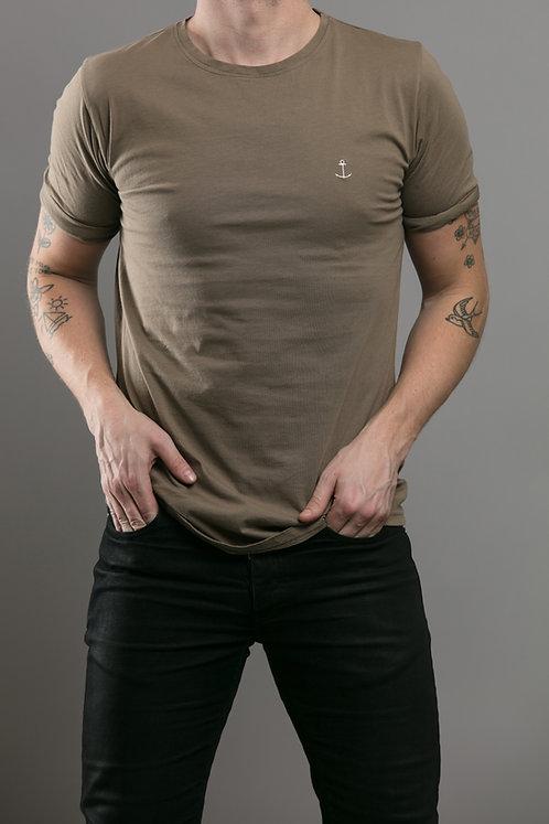 Embo Tee Brown